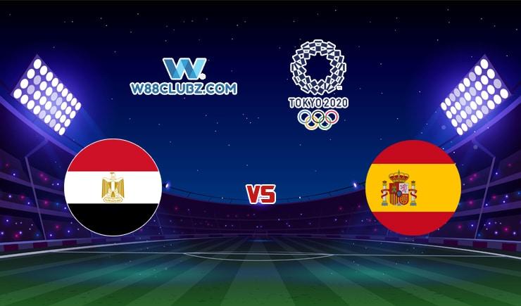 Soi kèo tỷ số bóng đá trận U23 Ai Cập vs U23 Tây Ban Nha - 22/07
