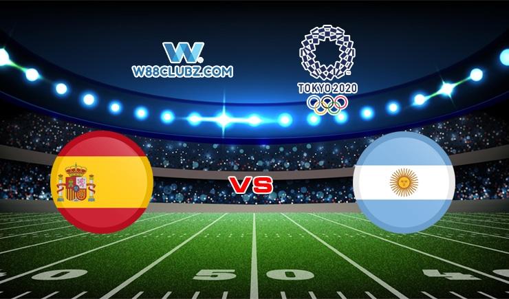Soi kèo tỷ số bóng đá trận U23 Tây Ban Nha vs U23 Argentina - 28/07
